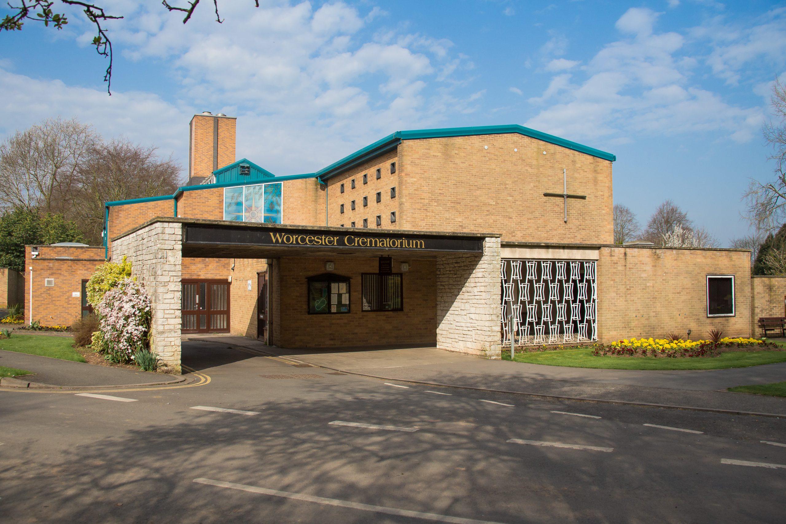 Worcester Crematorium and Chapel