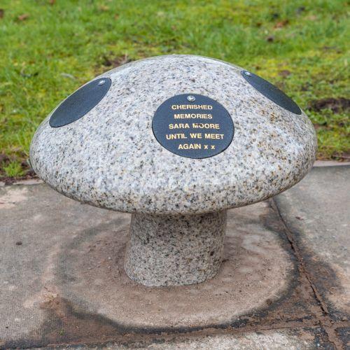 Mushroom Memorial