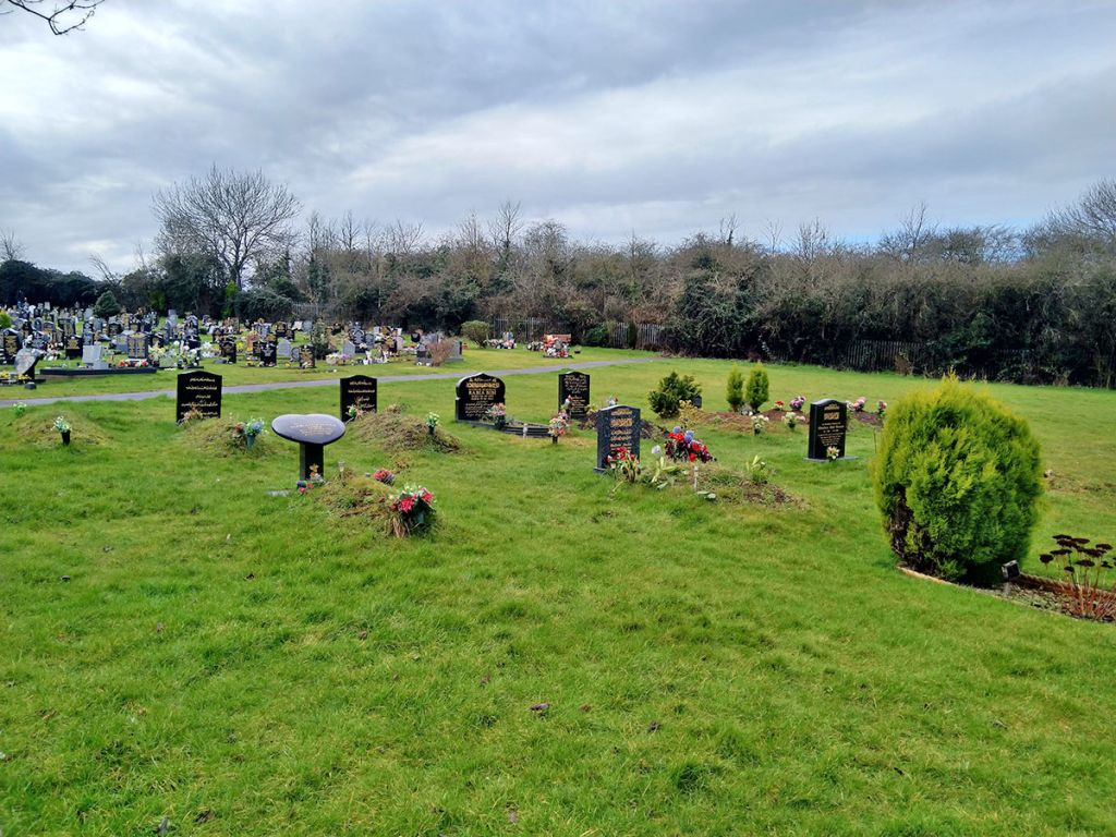 Muslim Burial Area